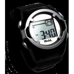 WobL trilhorloge Zwart
