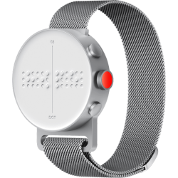 Braille smart watch